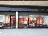Installed Virtual Shopfront Trinity Building Pearse St