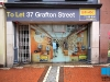 Installed Virtual Shopfront Grafton Street Dublin
