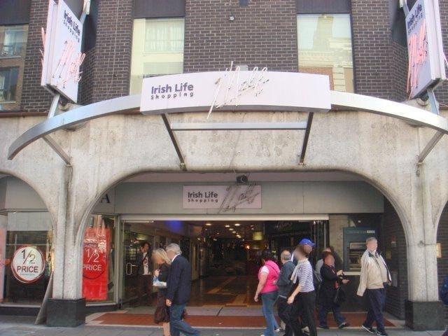 Irish Life Shopping Mall Is No More Virtual Shopfronts